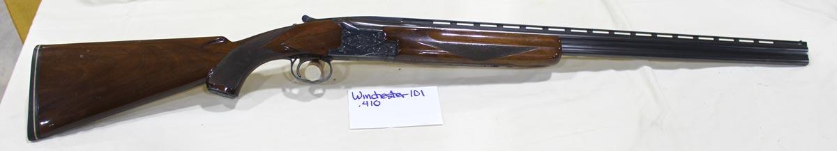 Vintage Shotguns | A WordPress Site